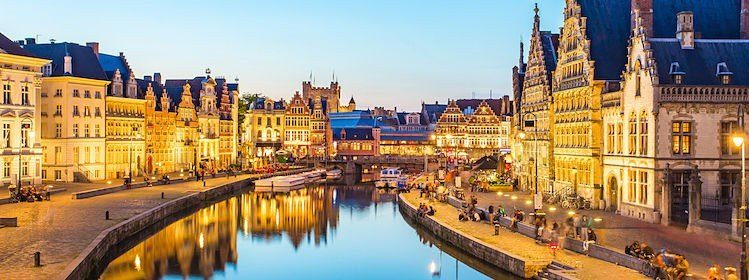 Week-end en Belgique : Gand ou Anvers ?