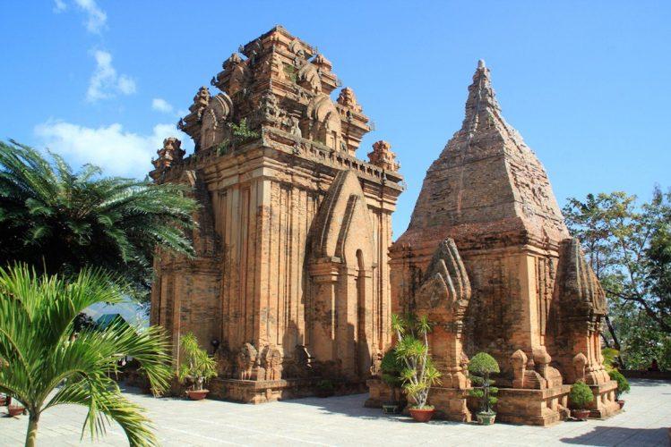 Ruines Chams incontournables vietnam