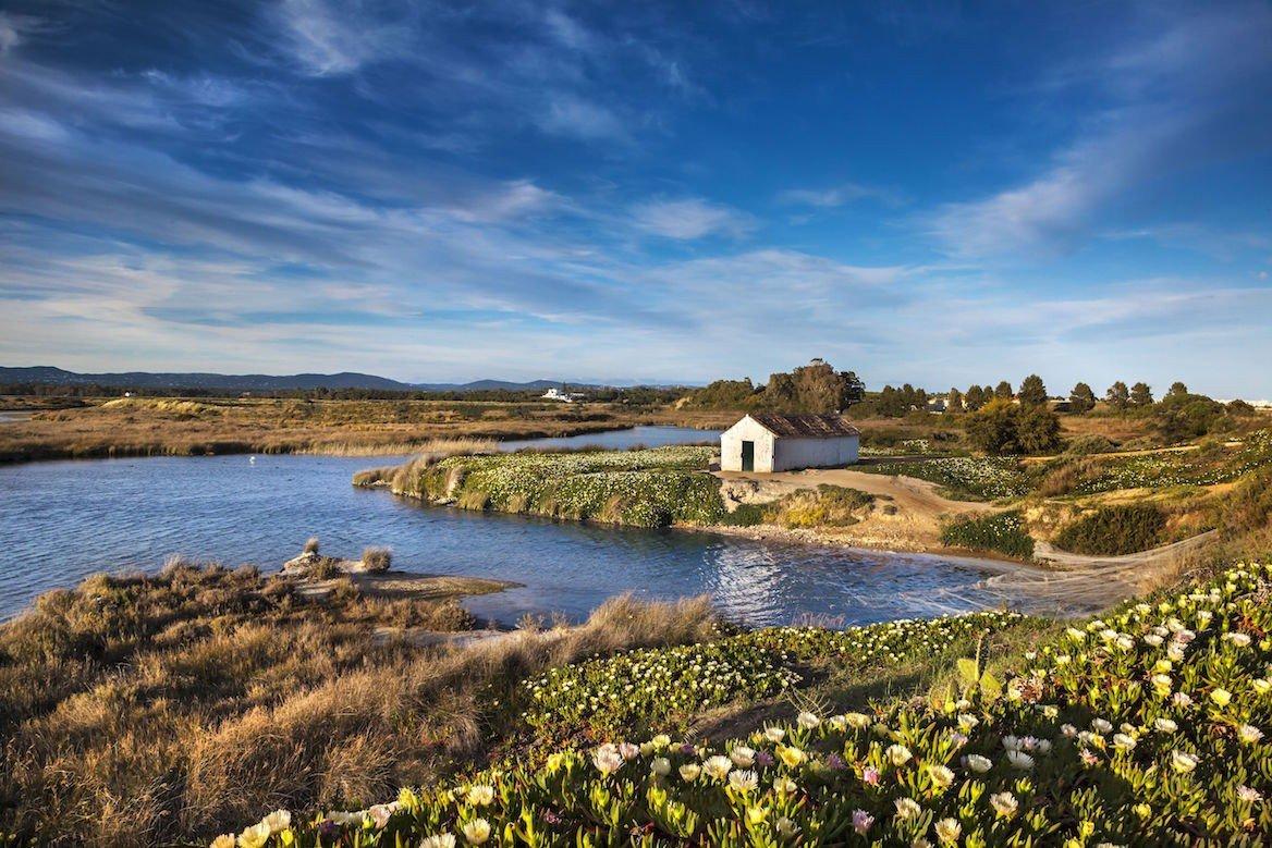 Parc naturel de Ria Formosa, Algarve