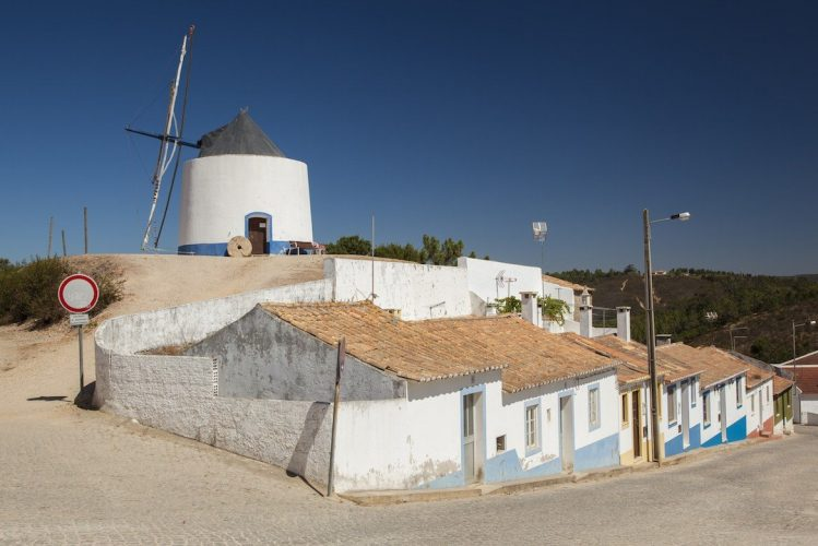 Odeceixe villages algarve