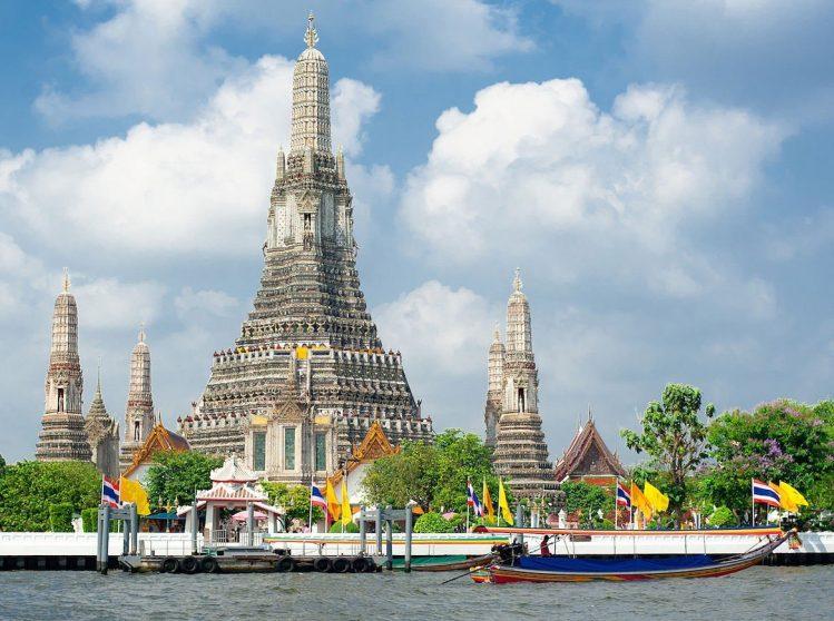 Wat Arun, Bangkok, ville irrésistible de Thaïlande