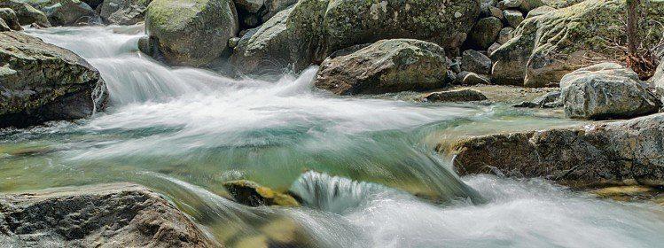 Où se baigner en eaux vives en Corse?