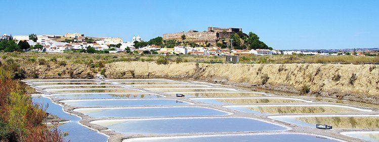 Salines de Castro Marim © inacio pires/shutterstock