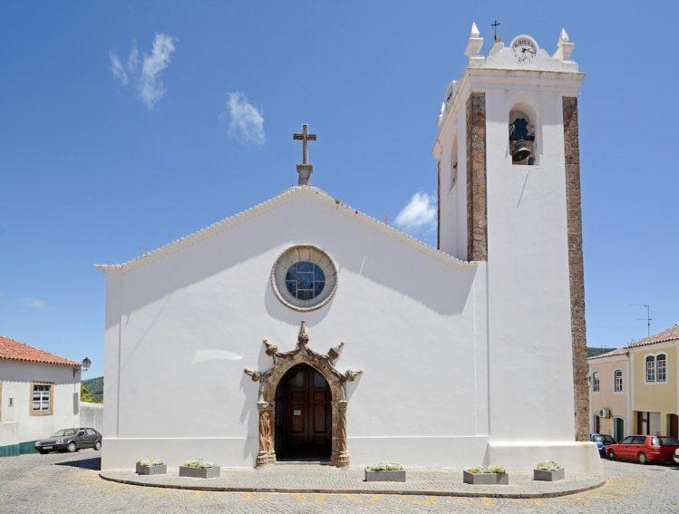 Église de Monchique villages algarve