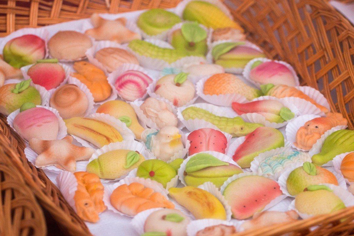 Friandises de l'Algarve
