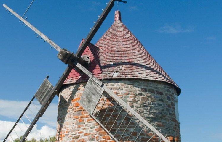 Moulin de l'Isle-aux-Courdes incontournables québec
