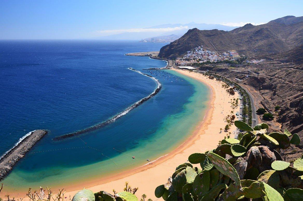Plage de Las Teresitas, Tenerife