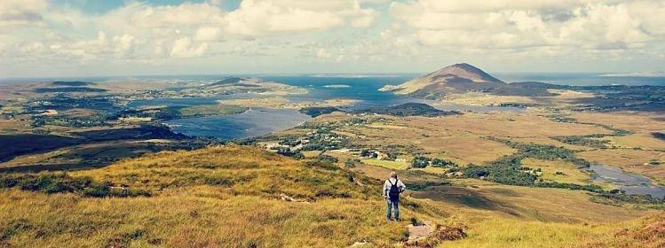 À la découverte du Parc National du Connemara