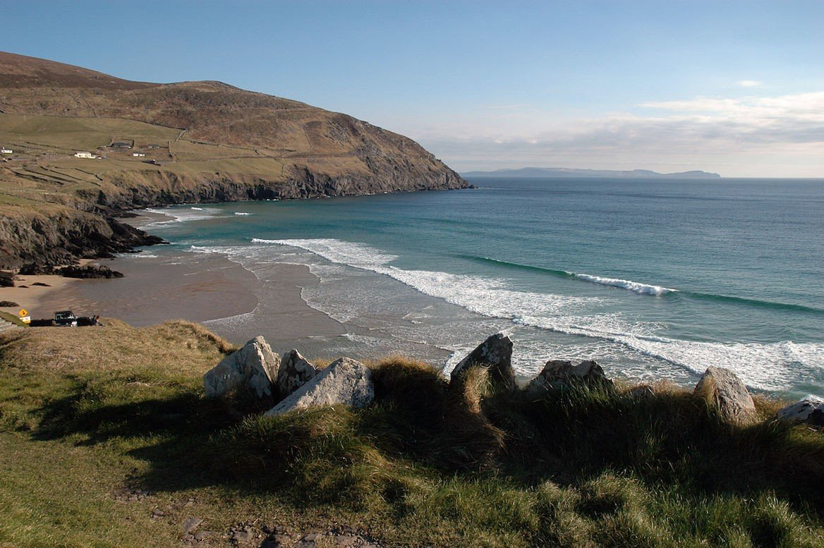 Coumeenoole Bay, Dingle Peninsula