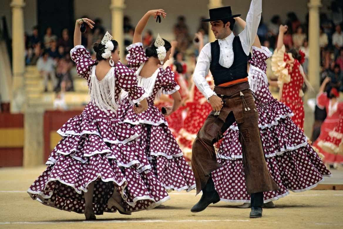Festival de flamenco, Ronda