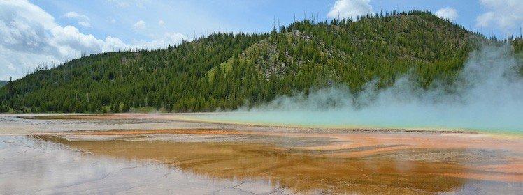 À la découverte de Yellowstone National Park