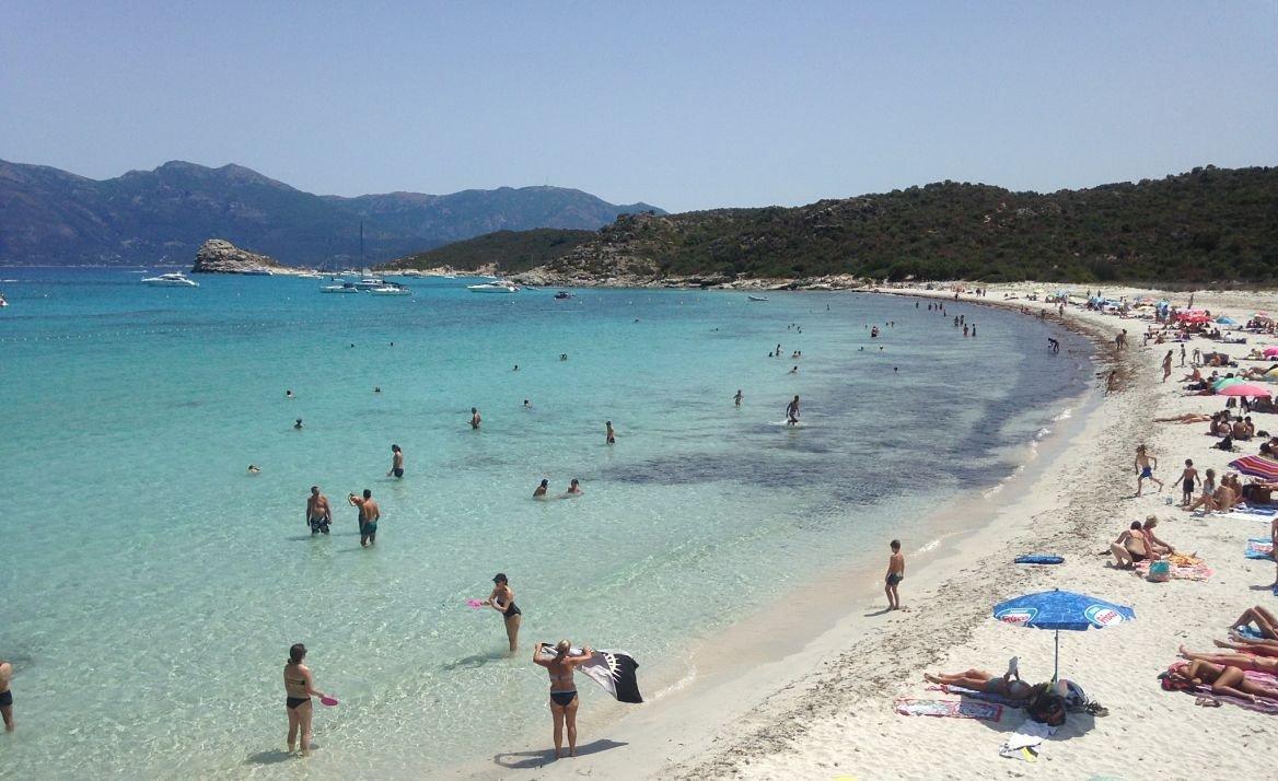 Plage de Loto, le désert des Agriates, Corse