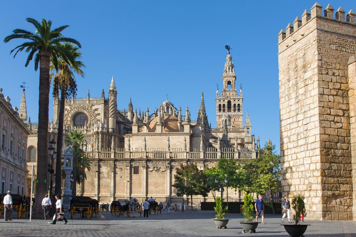 Santa Maria de la Sede Séville Andalousie