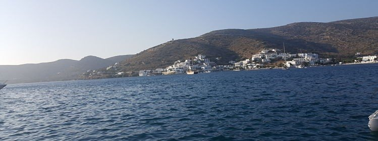 Cyclades : les plus belles plages d'Amorgos