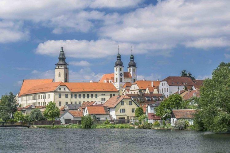 Le monastère de Strahov,