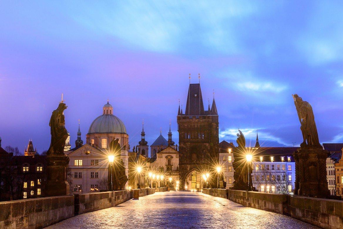 Le Pont Charles à Prague ©river34/Shutterstock