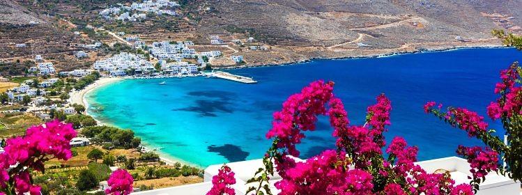 Cyclades : les plus belles plages d'Amorgos