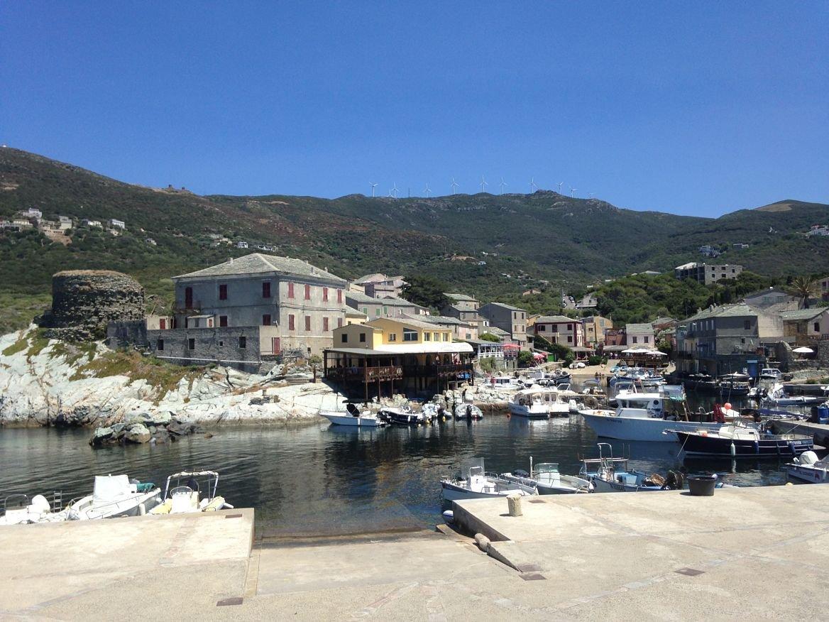 Village de Centuri, Corse