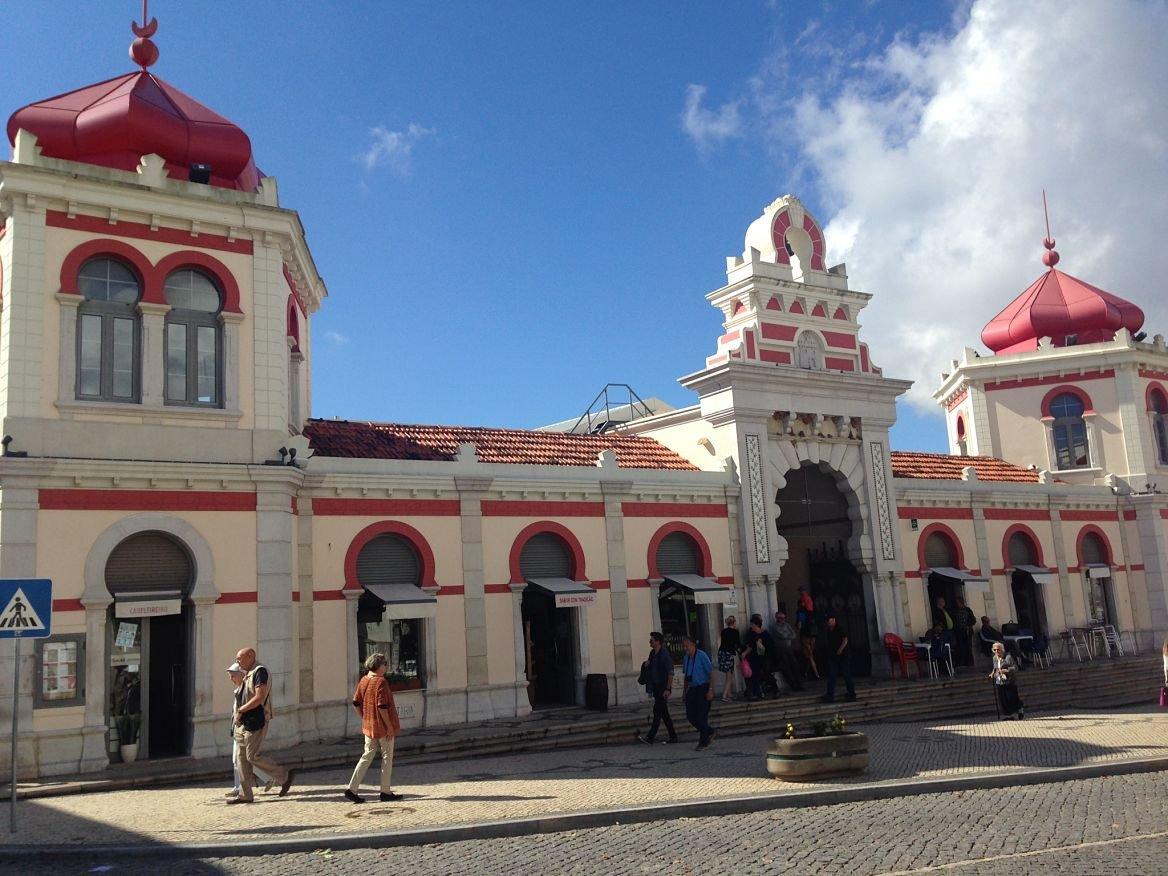 Loulé, marché, Algarve