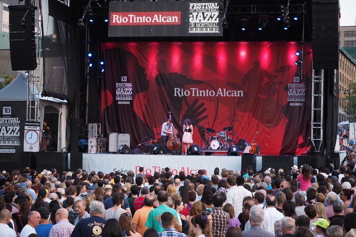 Le Festival de Jazz de Montréal ©joseph s l tan matt/Shutterstock