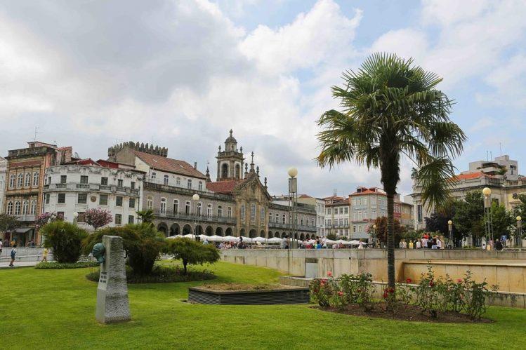 Braga, l'une des plus belles villes du Portugal