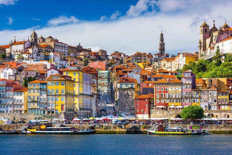 Porto portugal famille enfants
