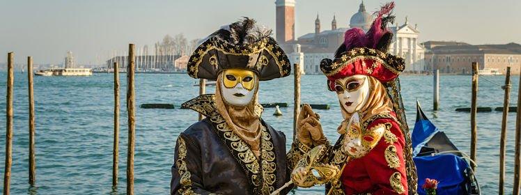 Carnaval de Venise : 2 pâtisseries à savourer
