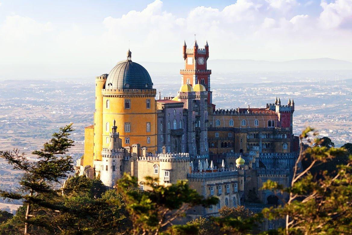 Palais-Pena-Portugal