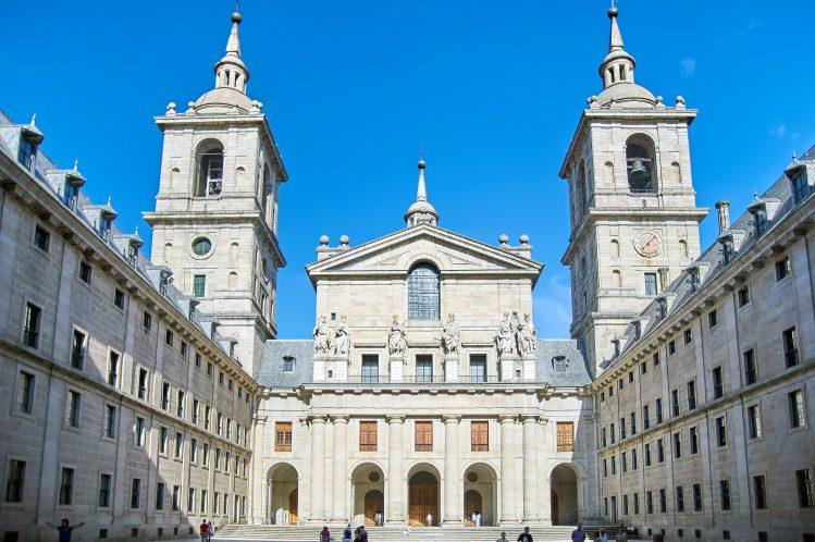 monastere san lorzneo del escorial madrid
