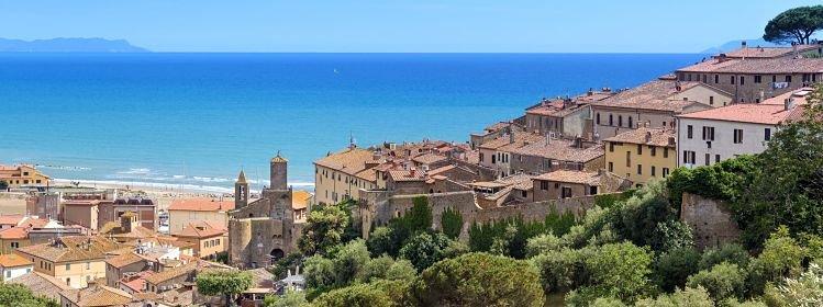 Les 8 plus belles plages de la Toscane