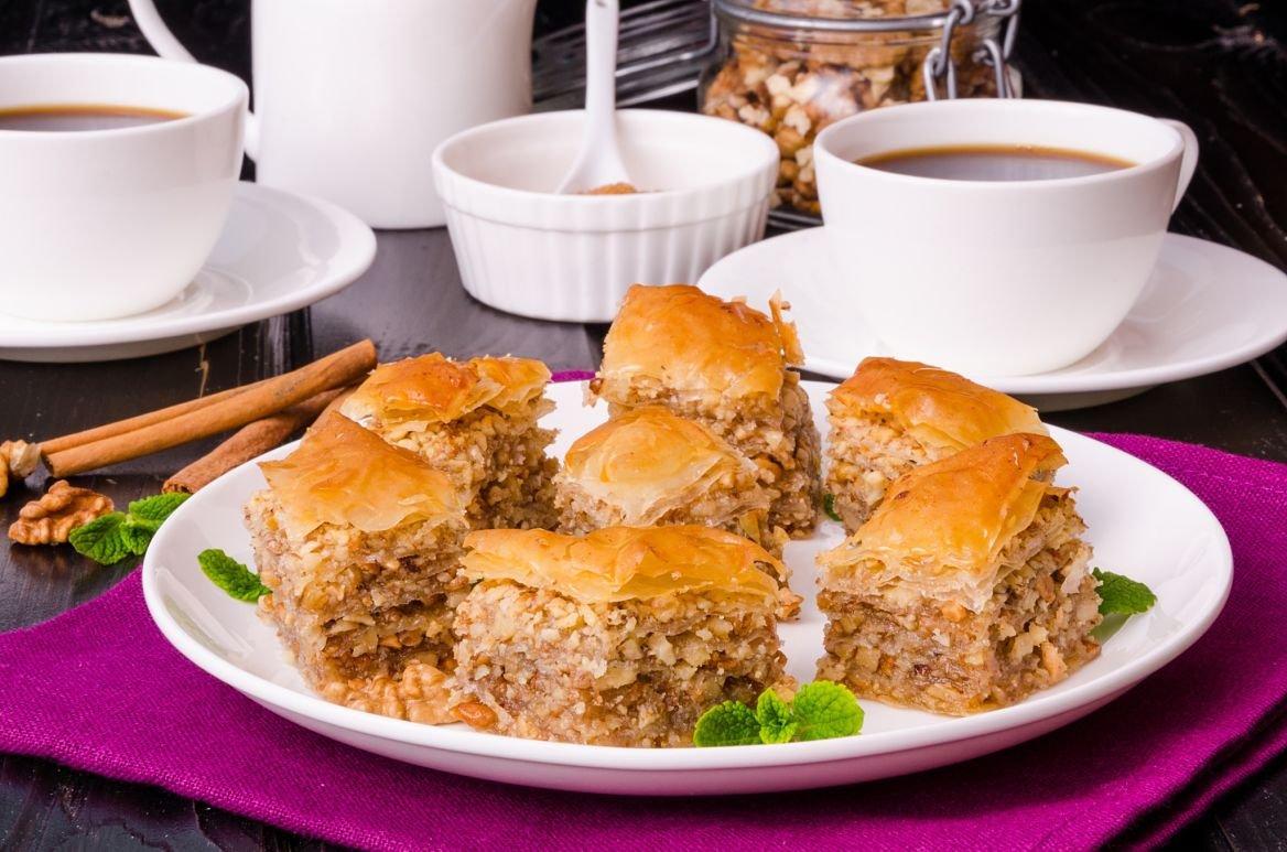 baklava -nourriture-dessert-montenegro
