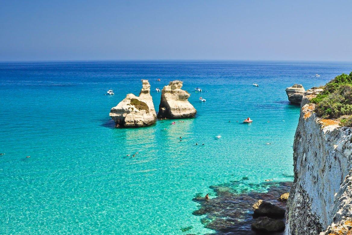 plage-pouilles-mer-italie