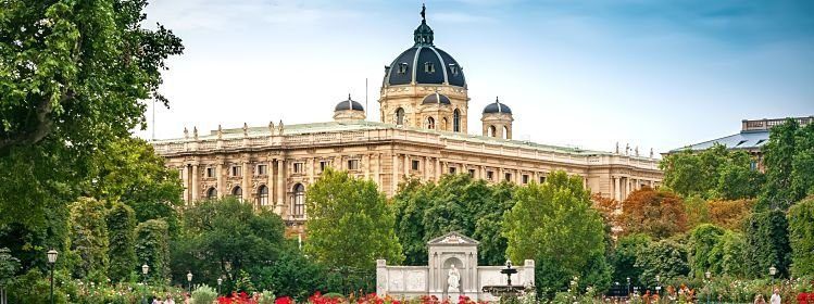 "Le Volksgarten (""jardin du peuple""), à Vienne ©Mariia Golovianko/Shutterstock"