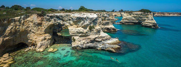 Les 10 plus belles plages des Pouilles