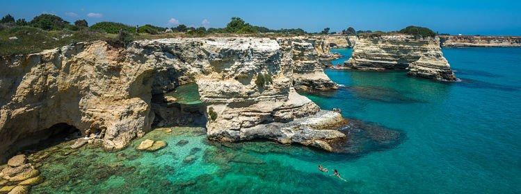 magnifique plage plage naturiste italie