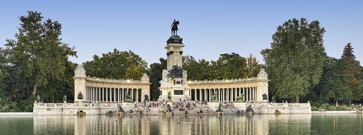Parc Buen Retiro, Madrid ©Claudio Giovanni Colombo/Shutterstock