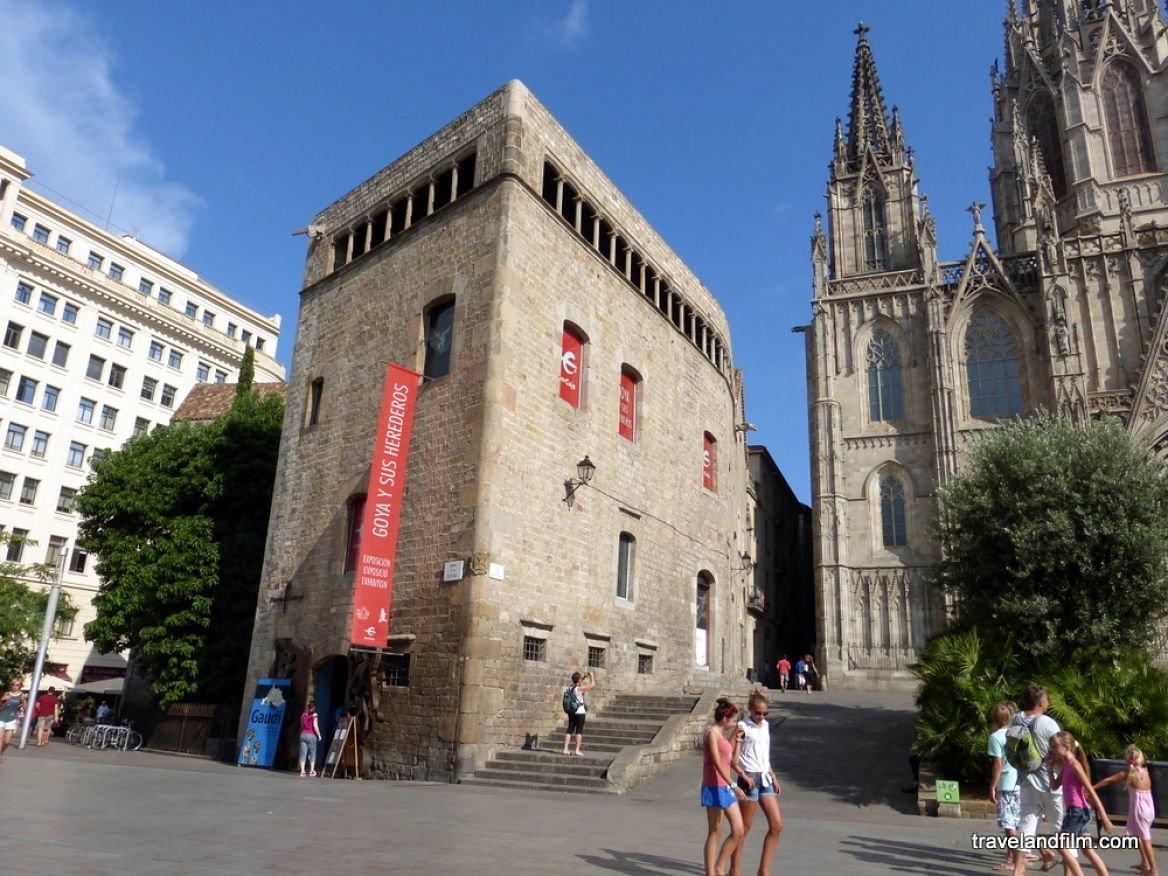 museu-diocesa-taller-Gaudi-barcelona-musee