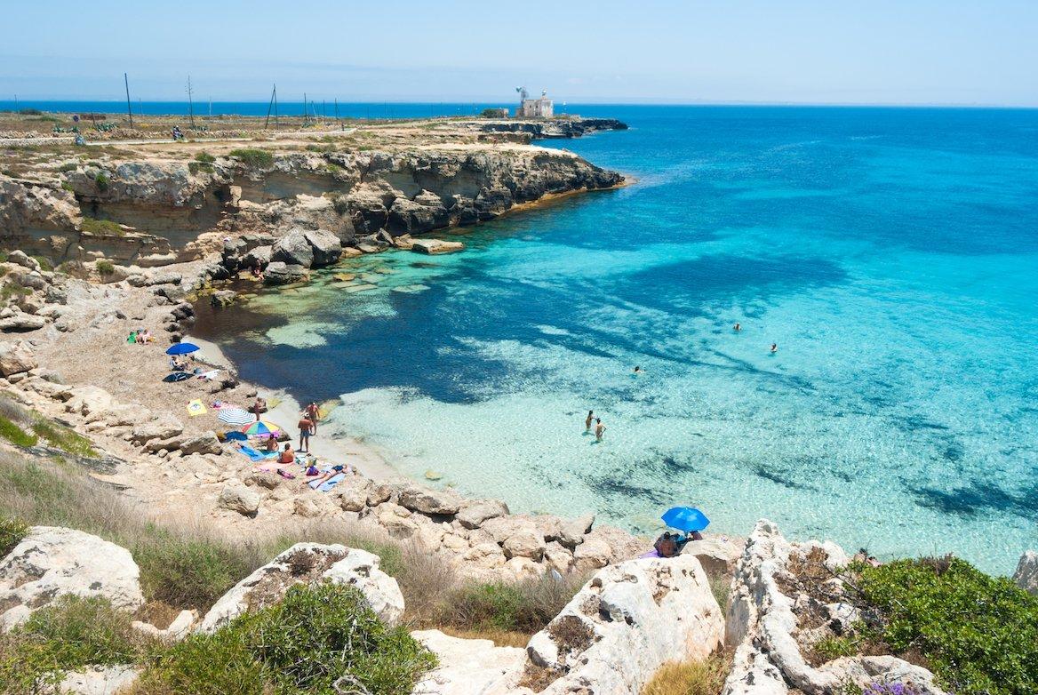 Favignana-plage-cala-azzurra