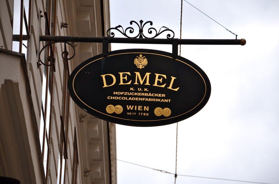Demel-Café-Vienne