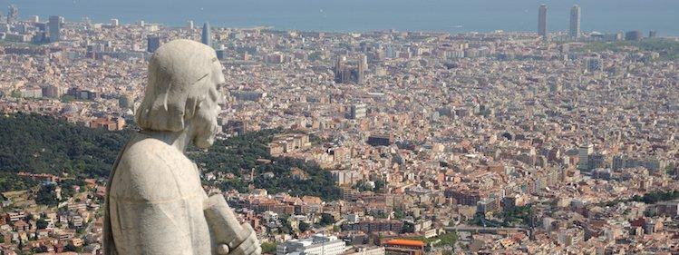 Les plus belles vues sur Barcelone