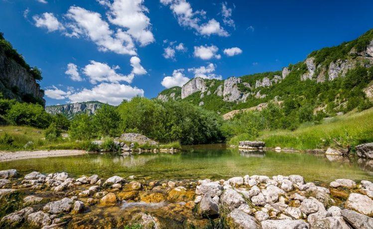 Canyon Nevidio monténégro activités
