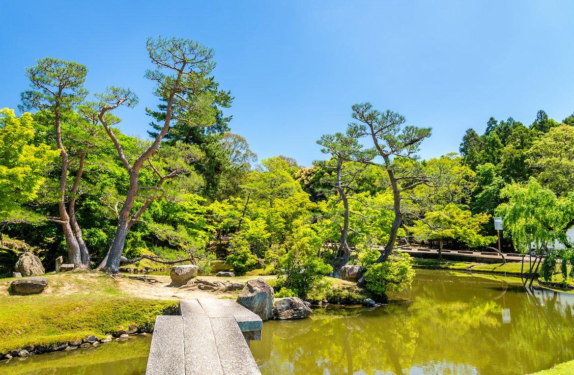 parc-nara-japon-lac