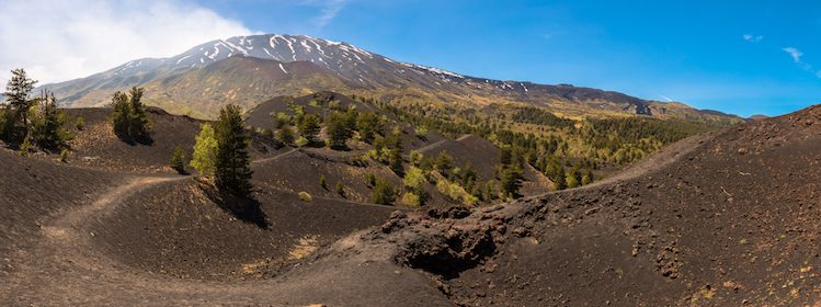 Sicile : l'ascension de l'Etna