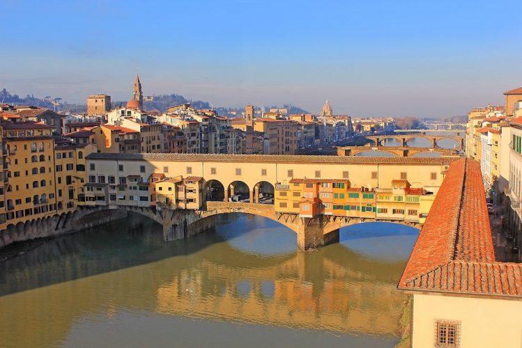 Le Ponte Vecchio Florence Italie
