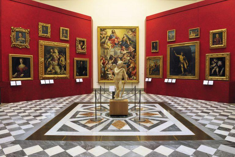 Galleria degli Uffizi, Florence, Italie ©T photography/Shutterstock