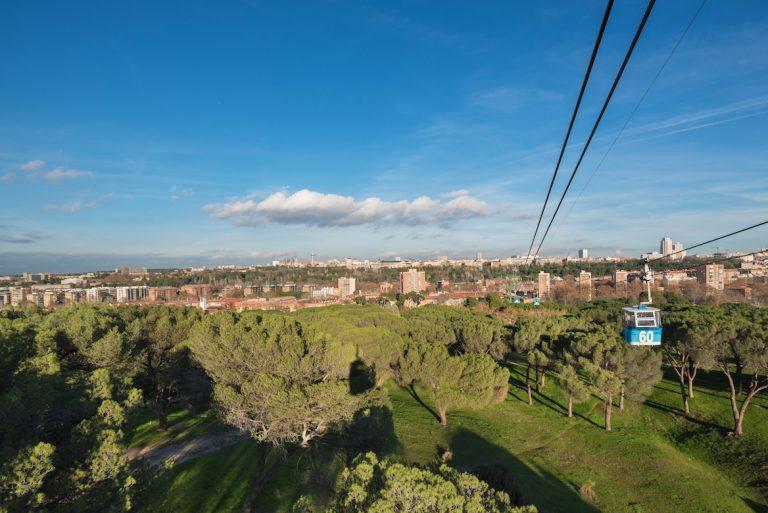 Madrid-Teleférico