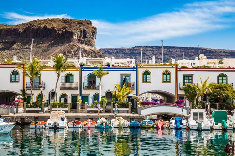 Puerto de Mogan, Gran Canaria, Îles Canaries