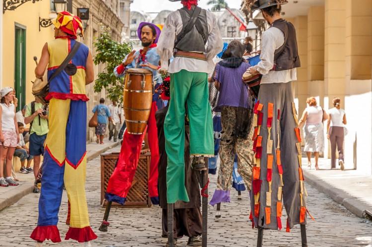 Carnaval de la Havane - Cuba