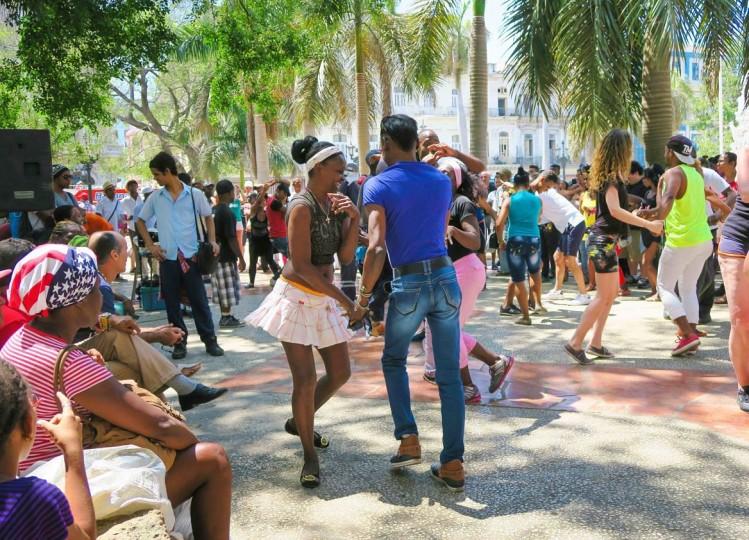 Danse cubaine Cuba