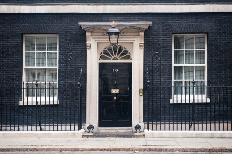 10 Downing Street, London ©pcruciatti/Shutterstock